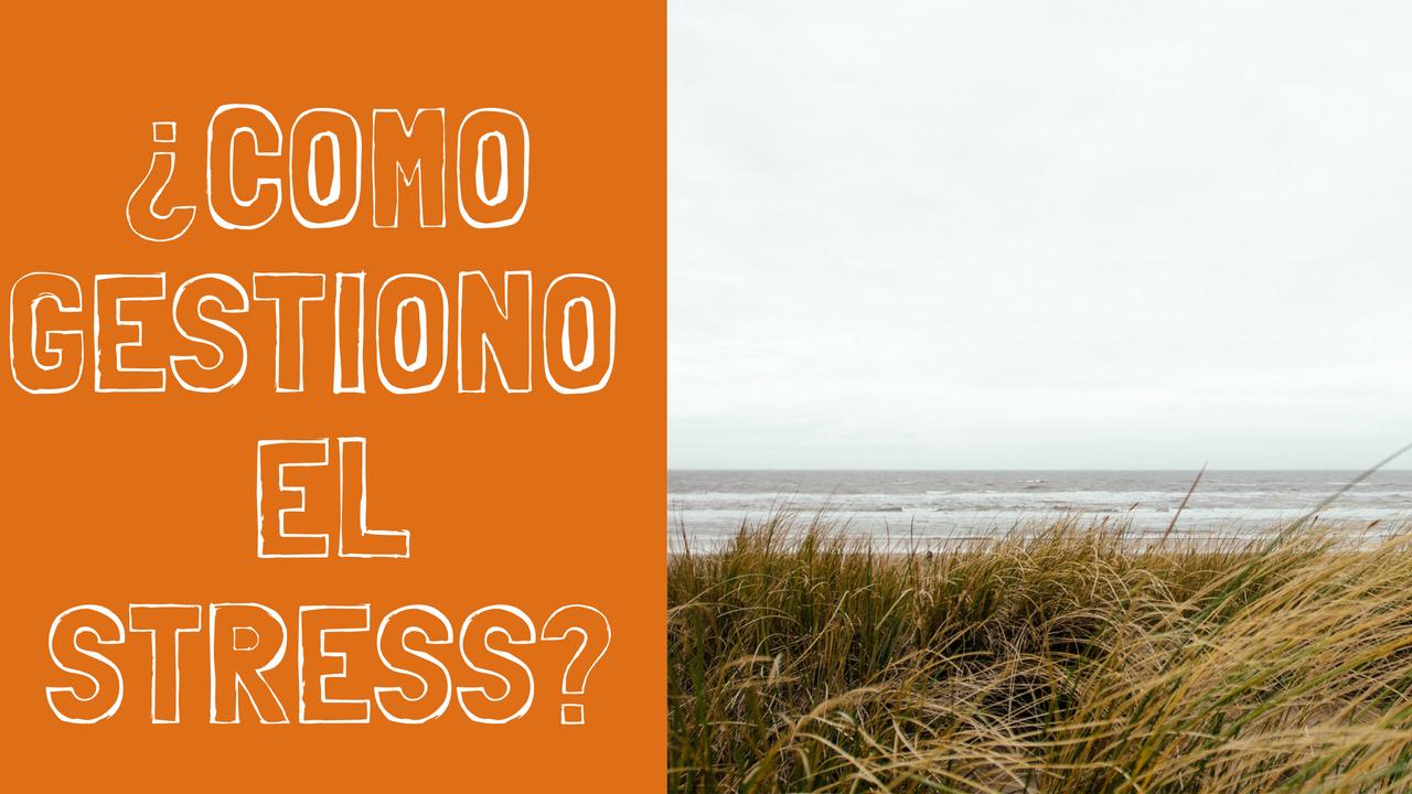 ¿CÓMO GESTIONAR EL STRESS?