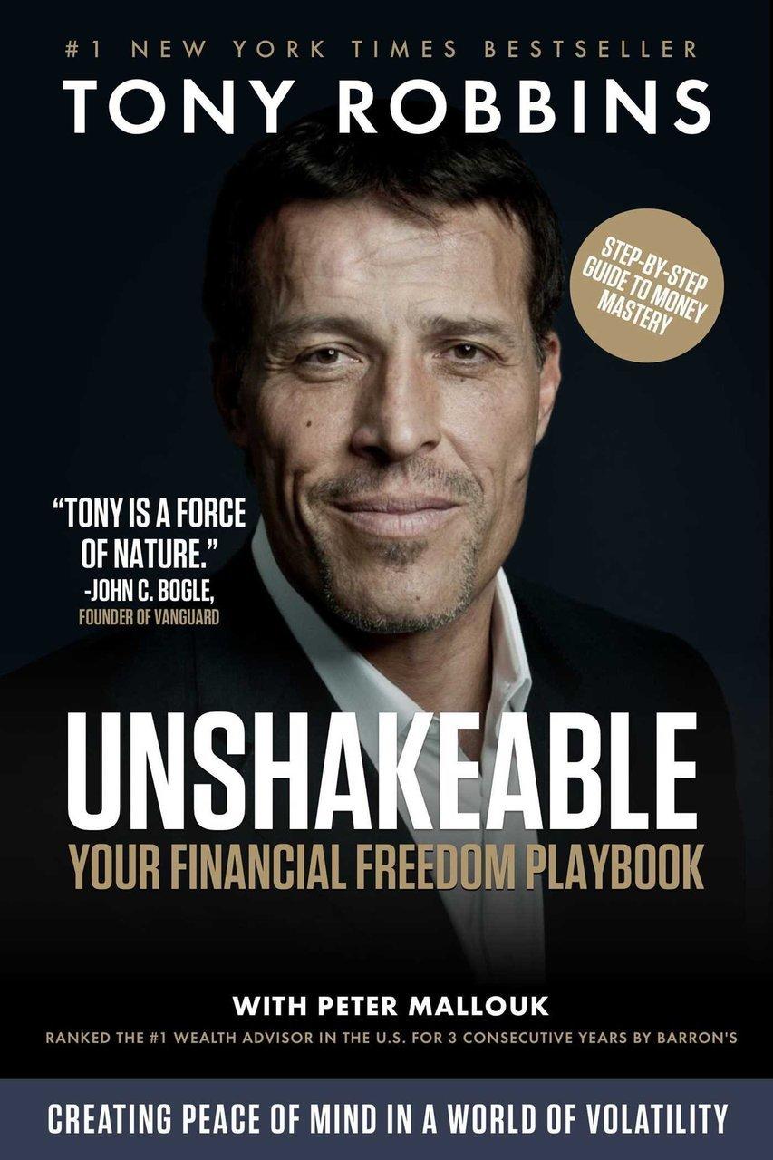 """4 CLAVES PARA HACER PROSPERAR TU NEGOCIO (Libro """"Inquebrantable"""" de Tony Robbins)"""